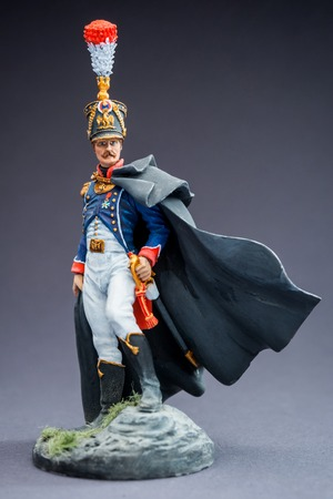 tin soldier toy