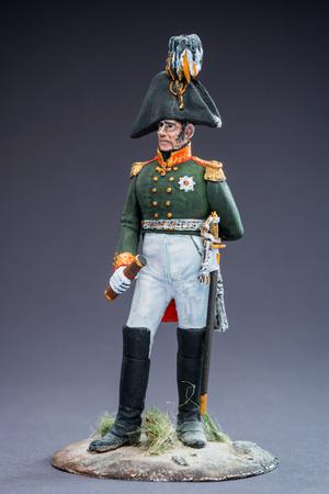 tin soldier toy