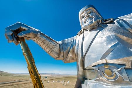 genghis khan memorial