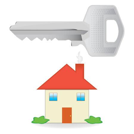realstate: Buy a house Illustration