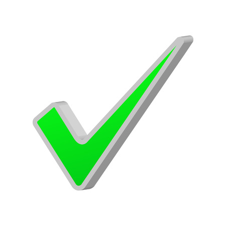 Tick symbol Vector