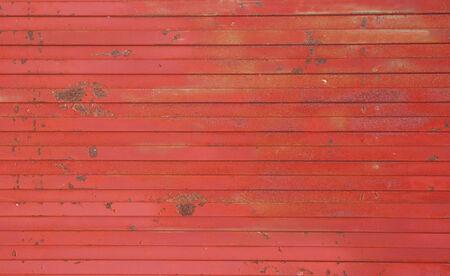 aluminum texture: Red aluminum texture
