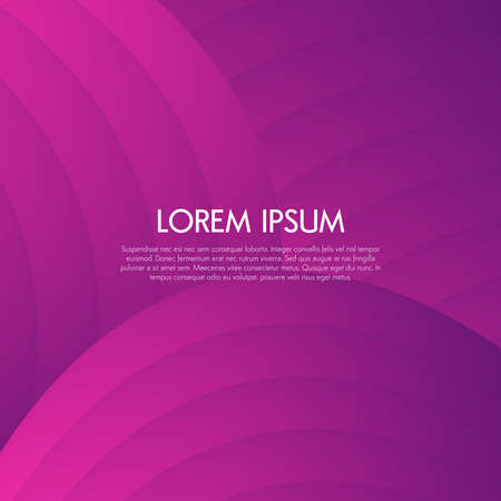 Abstract background template of purple vibrant gradient Stock Vector - 104170553
