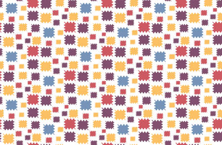 Seamless pattern for fabric