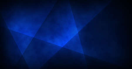 Deep blue background Stock Photo