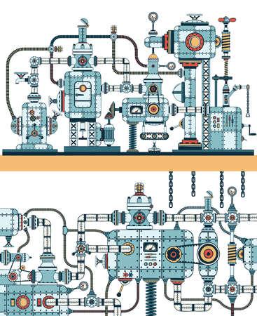 Steampunk intrinsic systems.