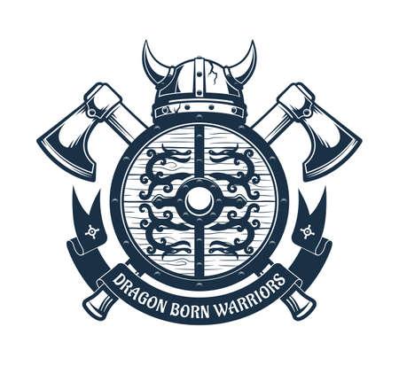 Viking coat of arms