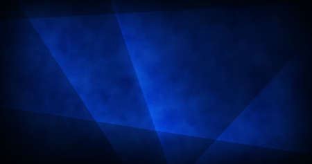 Blue geometric background 스톡 콘텐츠