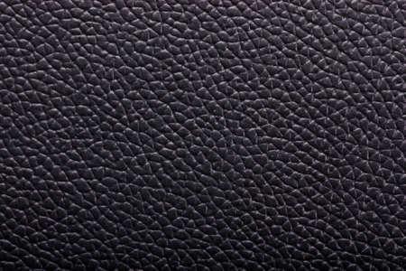 Black leather background Stock Photo - 12837340