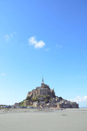 Mont Saint Michel  Stock Photo - 11685538