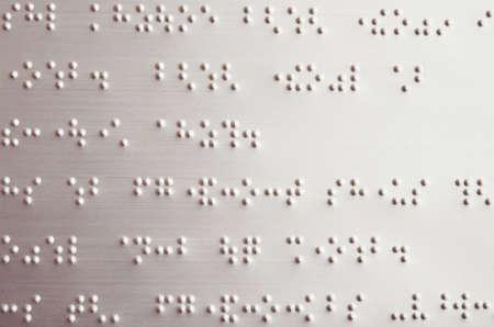 braille Stock Photo - 11861069