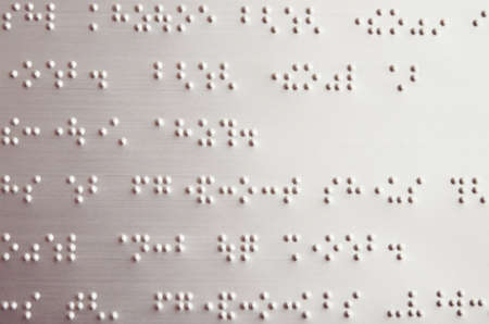 fingertip: braille