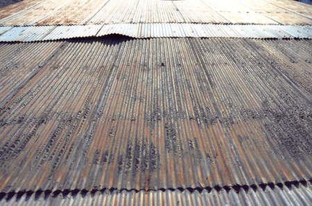 galvanized: galvanized roof