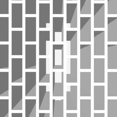porosity: rectangle Stock Photo