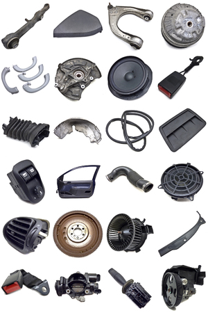 automotive parts: Car parts