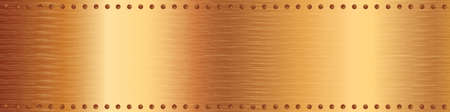 Vector texture of metal plate surface background 向量圖像