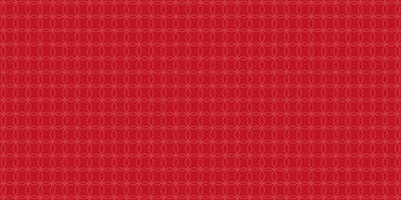 abstract vector background with red pattern Vettoriali