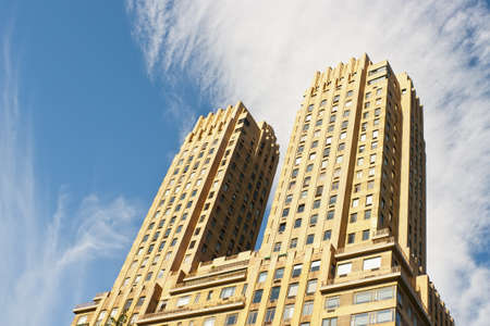 The Majestic on Central Park West, NY Stock Photo - 13265763