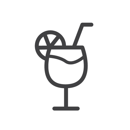 Drink vector icon