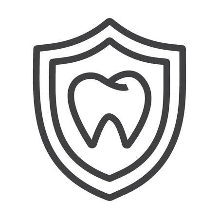 Dental vector icon