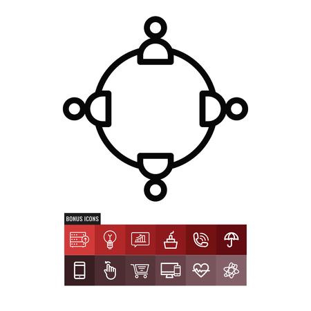 Department vector icon