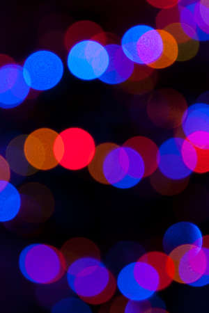 blur abstract color background defocused photo of lamps