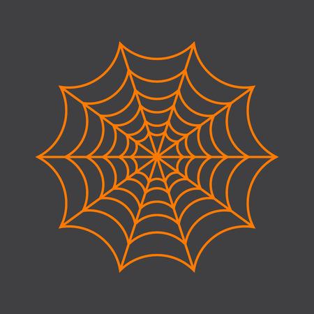 spider web: Cobweb Illustration