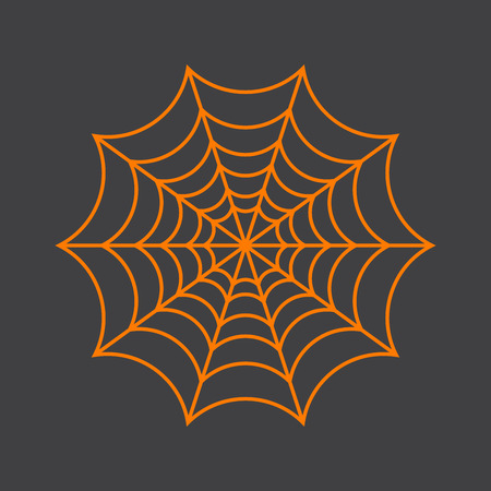 Cobweb Illustration