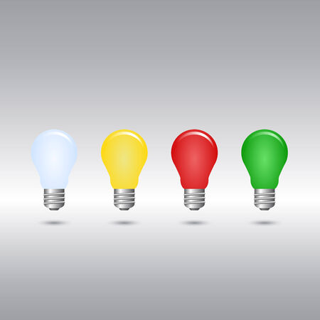 colored light colored light bulbs - Colored Light Bulbs