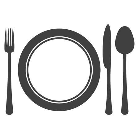tableware Vettoriali