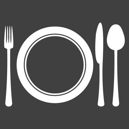 tableware: tableware Illustration