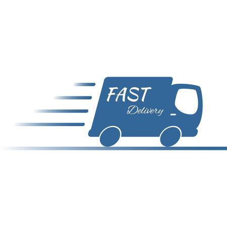 Camion de livraison Banque d'images - 43529919