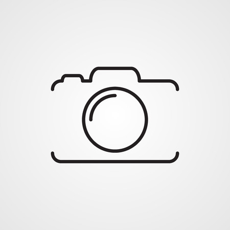 photo film: Photo camera icon