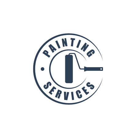 Painting services logo
