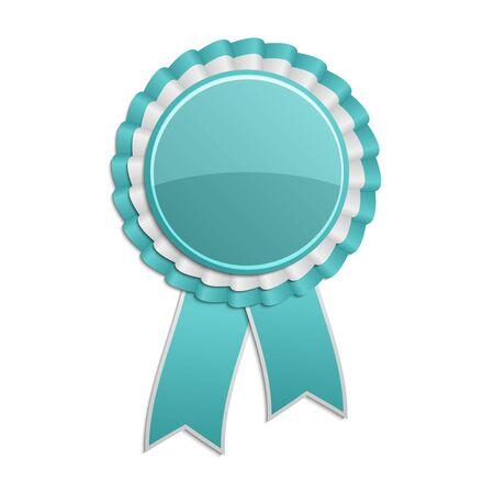 rosetta premio Ciano con nastro Vettoriali