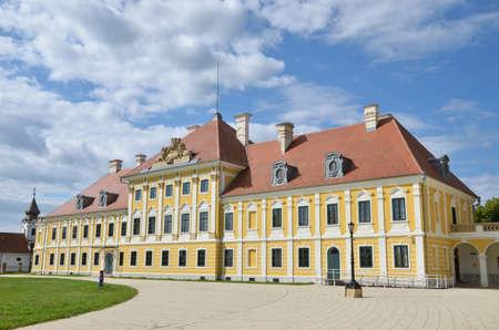 16: Vukovar,Croatia. 16 Aug 2014. Castle Eltz.