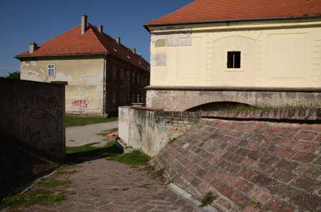 Citadel -  the Old Town of the city of Osijek in Croatia