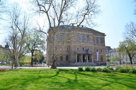 sciences: Croatian Academy of Sciences and Arts, Zagreb, Croatia