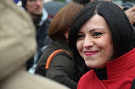 croatian: Mirela Holy, Croatian politician