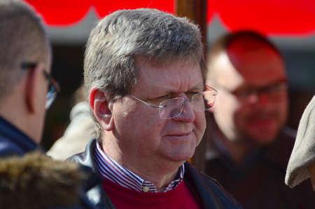 croatian: Mirando Mrsic, Croatian politician Editorial