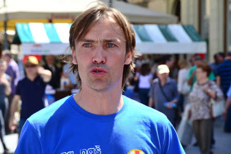 footballer: Zagreb,Croatia . Dario Simic, retired Croatian footballer