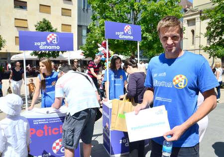 igor: Zagreb,Croatia. Igor Biscan, retired Croatian footballer