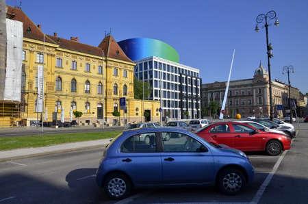academy: Music Academy in Zagreb,Croatia