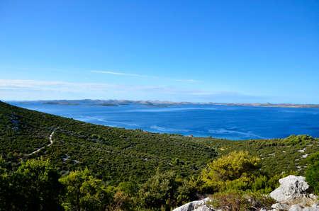 kornati national park: Nature park Kornati,Croatia