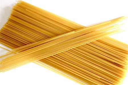 Varios Spaguetis Banco de Imagens