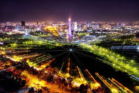 ジャカルタのランドマーク 写真素材