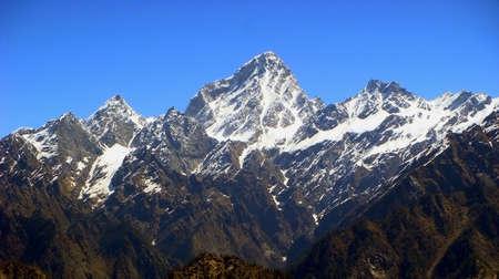 Himalayas Landscape photo from Auli,India