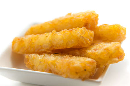 papas doradas: Hash browns