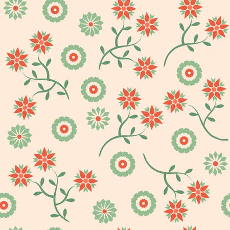 Flower seamless pattern Stock Vector - 13369504