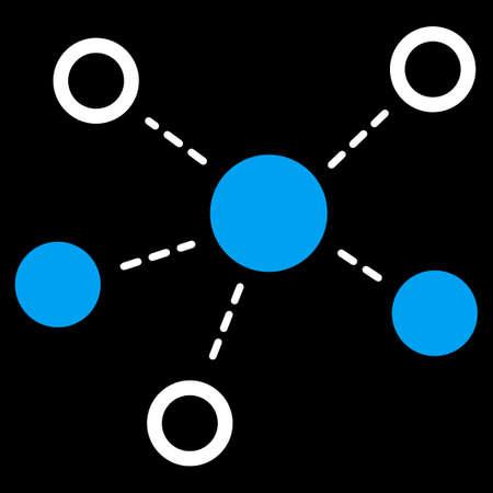 links: Virtual links icon